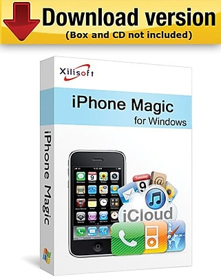 Xilisoft iPhone Magic for Windows (1-User) [Download]
