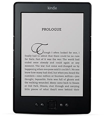 Kindle WiFi with Special Offers
