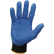 Jackson Safety® Nitrile Coated Gloves, Blue, Small, 12 Pairs