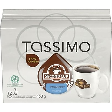 Second Cup Paradiso T-Disc Refills