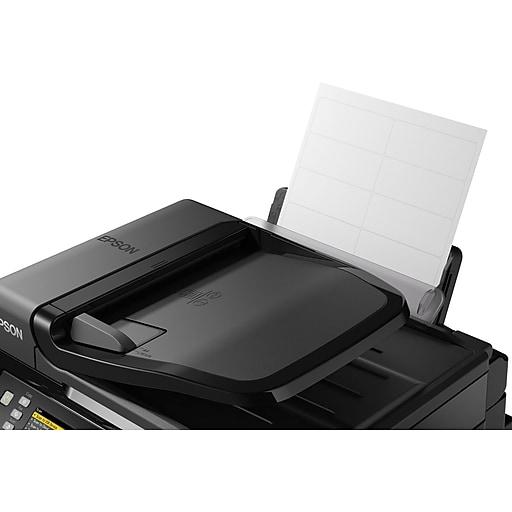 epson printer drivers wf 2540
