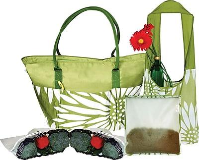 Blue Avocado Deluxe Shopping Kit, Kiwi/Navy