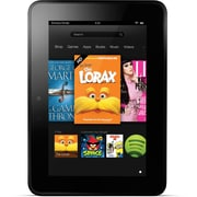 Kindle Fire HD 7-inch 16GB Tablet With 1.2 GHz Dual Core Processor