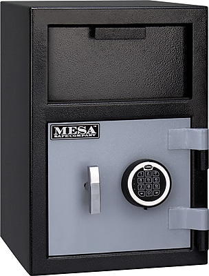 Mesa™ .8 Cubic Ft. Capacity Depository Safe with Premium Delivery