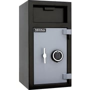 Mesa™ 1.3 Cubic Ft. Depository Safe with Interior Locker with Premium Delivery