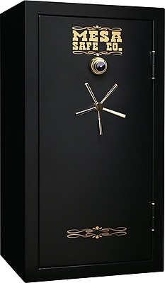 Mesa™ 26 Gun Safe Combination Lock, 14.4 Cu. Ft., 580 lb, Exterior: 59