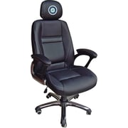 Wild Sports MLB Leather Executive Chair, Seattle Mariners