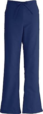 Medline ComfortEase Women Small Modern Fit Cargo Scrub Pant, Midnight Blue (8865JNTS)