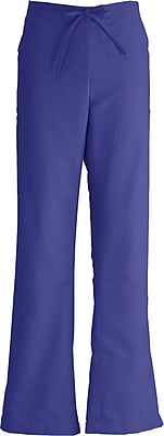 Medline ComfortEase Women Medium Modern Fit Cargo Scrub Pant, Purple (8865JPPM)