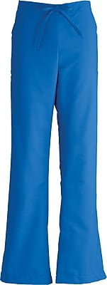 Medline ComfortEase Women XL Modern Fit Cargo Scrub Pant, Royal Blue (8865JRLXL)