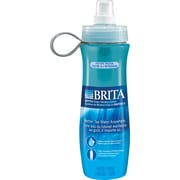 Brita Water Bottle, Blue, 500 mL