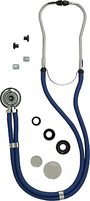 Medline Sprague Rappaport Stethoscopes, Blue
