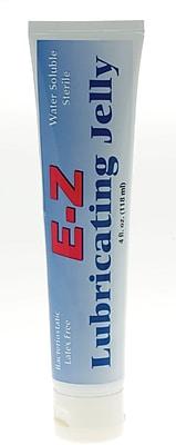 Medline Sterile Lubricating Jelly, 4 oz, Flip Top Bottle, 12/Box