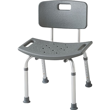 Guardian® Bath Benches with Backs, 250 lb