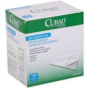 Medline Curad NON25710Z Non-adherent Pads 100/Box