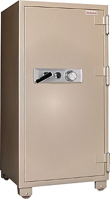 Mesa™ 2 Hour Fire Safe with Combination Lock, 12.2 Cubic Ft., 954 lb, Exterior: 63