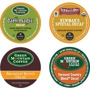 Green Mountain Coffee® Variety Decaf Coffee K-Cup® Pods, 88/Ct