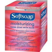 Softsoap® Moisturizing Hand Soap with Aloe, Refill, 800 ml.