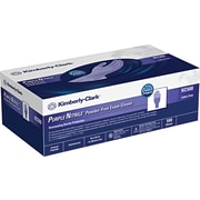 Kimberly-Clark Purple Nitrile Exam Gloves, Small, 100/Box (55081)