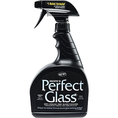 Hope's® Perfect Glass, Glass Cleaner, Fresh and Clean Scent, 32 oz.