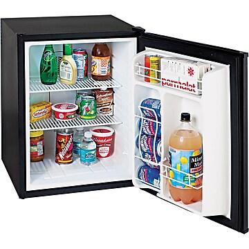 Avanti 2.5 Cu. Ft. Refrigerator, Black (SHP2403B)