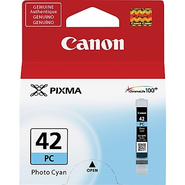 Canon® CLI-42 Photo Cyan Ink Cartridge