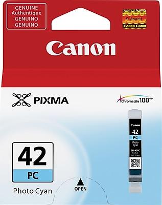 Canon CLI-42PC Photo Cyan Ink Cartridge (6388B002)