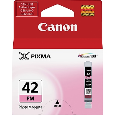Canon CLI-42PM Photo Magenta Ink Cartridge (6389B002)
