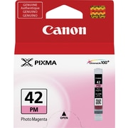Canon® CLI-42 Photo Magenta Ink Cartridge