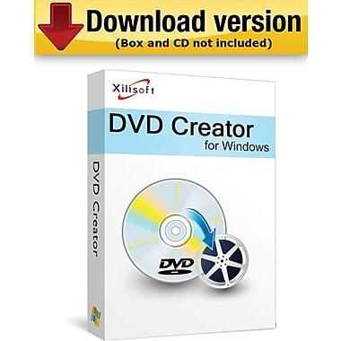 Xilisoft – DVD Creator pour Windows (1 utilisateur) [Téléchargement]