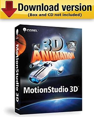 Corel MotionStudio 3D for Windows (1-User) [Download]