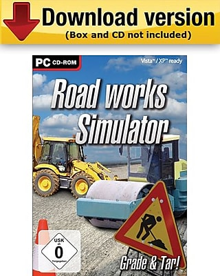 Road Works Simulator for Windows (1-User) [Download]