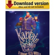 Kaptain Brawe for Windows (1-User) [Download]