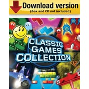 Classic Games Collection for Windows (1 - User) [Download]