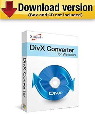 Xilisoft DivX Converter6 for Windows (1-User) [Download]