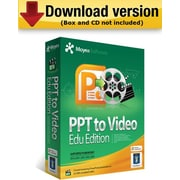 Moyea PPT to Video Converter Education Edition for Windows (1-User) [Download]