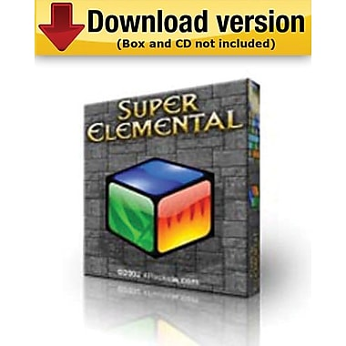 Super Elemental for Windows (1-User) [Download]