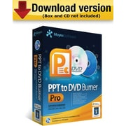 Moyea PPT to DVD Burner Pro for Windows (1-User) [Download]
