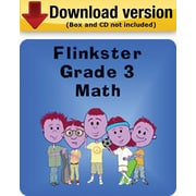Flinkster Grade 3 Math for Windows/Mac