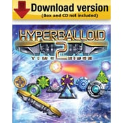Hyperballoid 2 - Time Rider for Windows (1-5 User) [Download]
