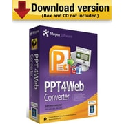 Moyea PPT4Web Converter for Windows (1-User) [Download]