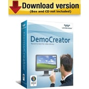 Wondershare DemoCreator for Windows (1-User) [Download]