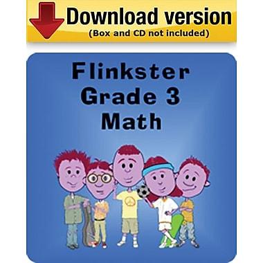 Flinkster Grade 3 Math for Windows (1-User) [Download]