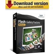 Wondershare – Flash Gallery Factory Deluxe pour Windows (1 utilisateur) [Téléchargement]