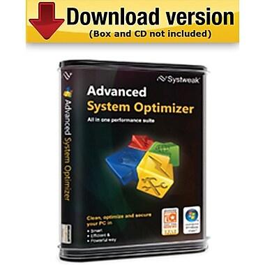Advanced System Optimizer pour Windows (1 utilisateur) [Téléchargement]