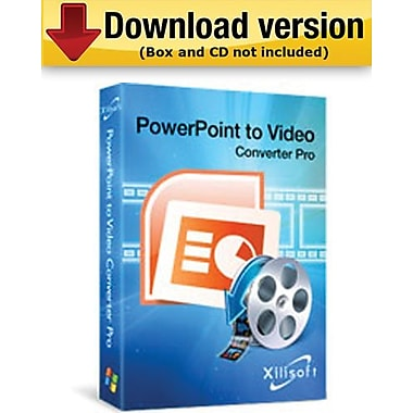 Xilisoft – PowerPoint to Video Converter Business pour Windows (1 utilisateur) [Téléchargement]