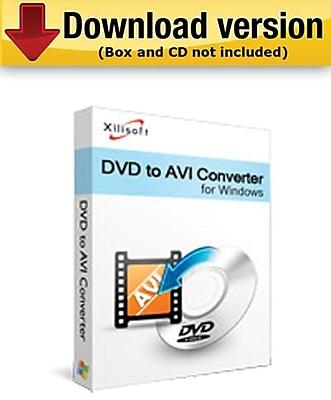 Xilisoft DVD to AVI Converter for Windows (1-User) [Download]