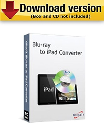 Xilisoft Blu-ray to iPad Converter for Windows (1-User) [Download] 955752