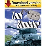 Military Life Tank Simulator for Windows (1-User) [Download]