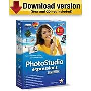 PhotoStudio Expressions Platinum 6 for Windows (1-User) [Download]
